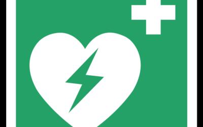 Hjertestarter kursus på Strandgåren